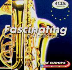 Fascinating Wind Music: Mid Europe Concerts '99 - hier klicken