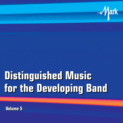 Distinguished Music for the Developing Band #5 - hier klicken