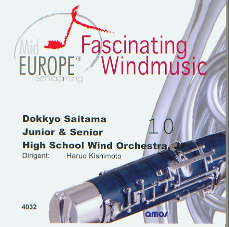 10 Mid-Europe: High School Wind Orchestra - hier klicken