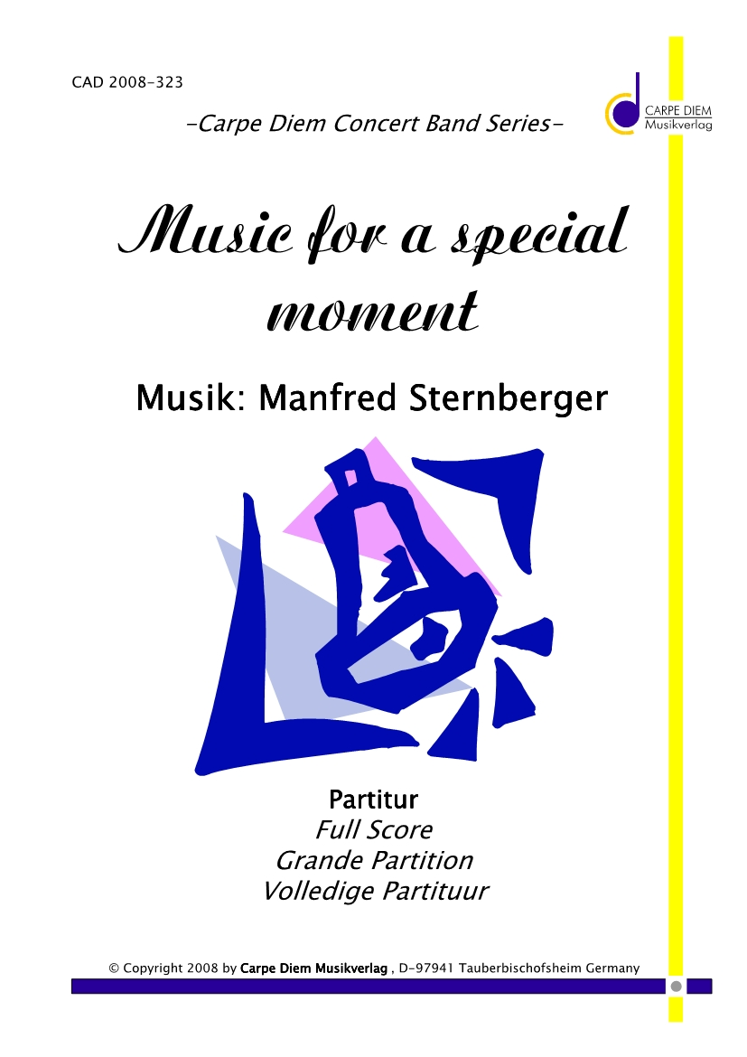 Music for a special moment - hier klicken
