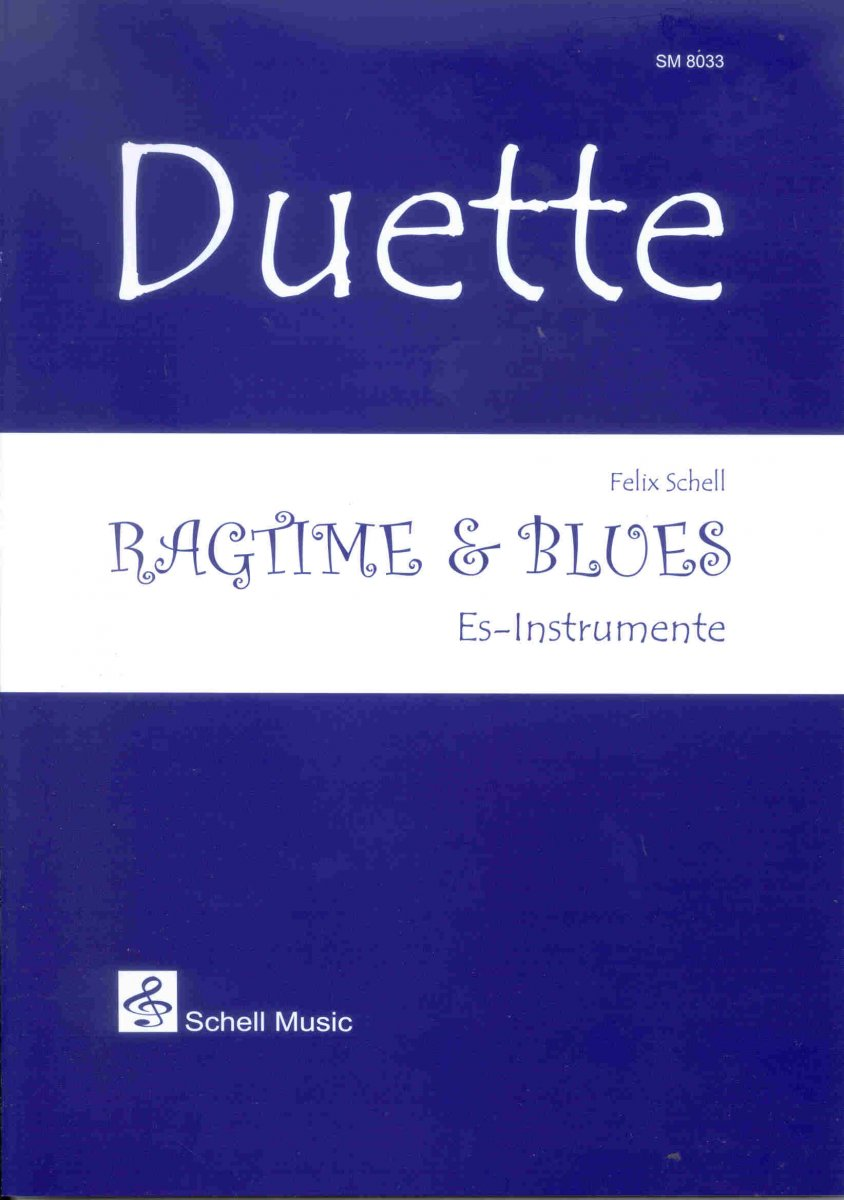 blues and ragtime Blues became a code word for a record designed to sell to black listeners  his compositions can be described as a fusion of blues with ragtime and jazz, .