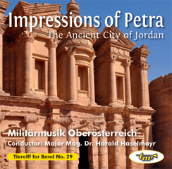 Tierolff for Band #29: Impressions of Petra - hier klicken