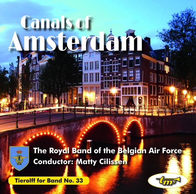 Tierolff for Band #33: Canals of Amsterdam - hier klicken
