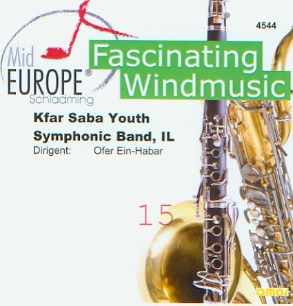 15 Mid Europe: Kfar Saba Youth Symphonic Band - hier klicken
