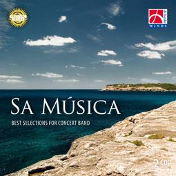 Sa Música (Best Selections for Concert Band) - hier klicken