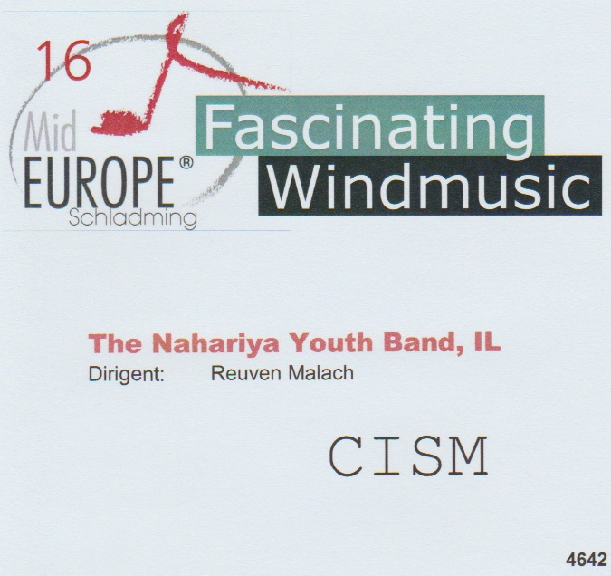 16 Mid Europe: Nahariya Youth Band - hier klicken
