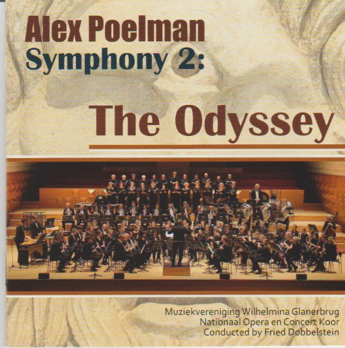"New Compositions for Concert Band #69: Alex Poelman Symphony #2 ""The Odyssey"" - klicken für größeres Bild"