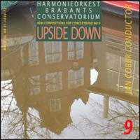 New Compositions for Concert Band  #9: Upside Down - hier klicken
