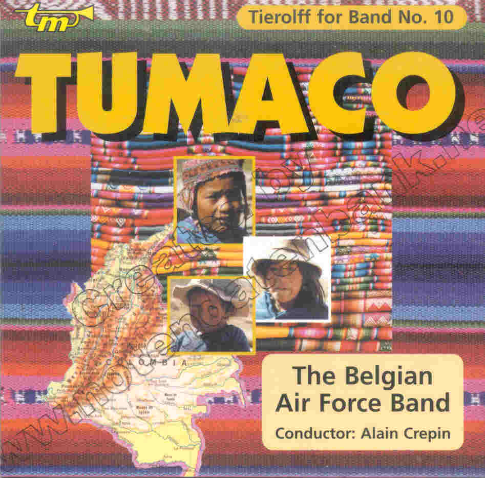 Tierolff for Band #10: Tumaco - hier klicken