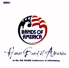 1997 Honor Band of America - hier klicken