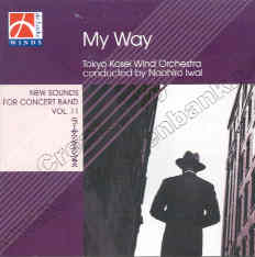 New Sounds for Concert Band #11: My Way - klicken für größeres Bild