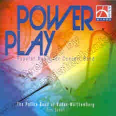 Power Play (Popular Music for Concert Band) - hier klicken