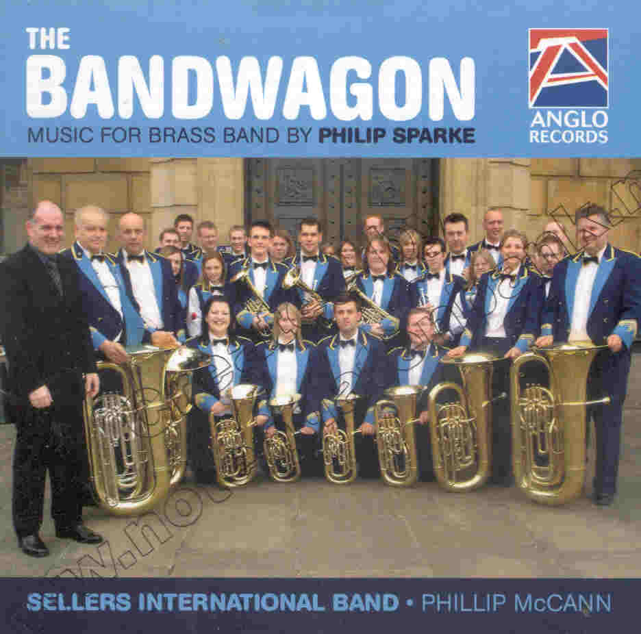 Bandwagon, The - Music for Brass Band by Philip Sparke - hier klicken