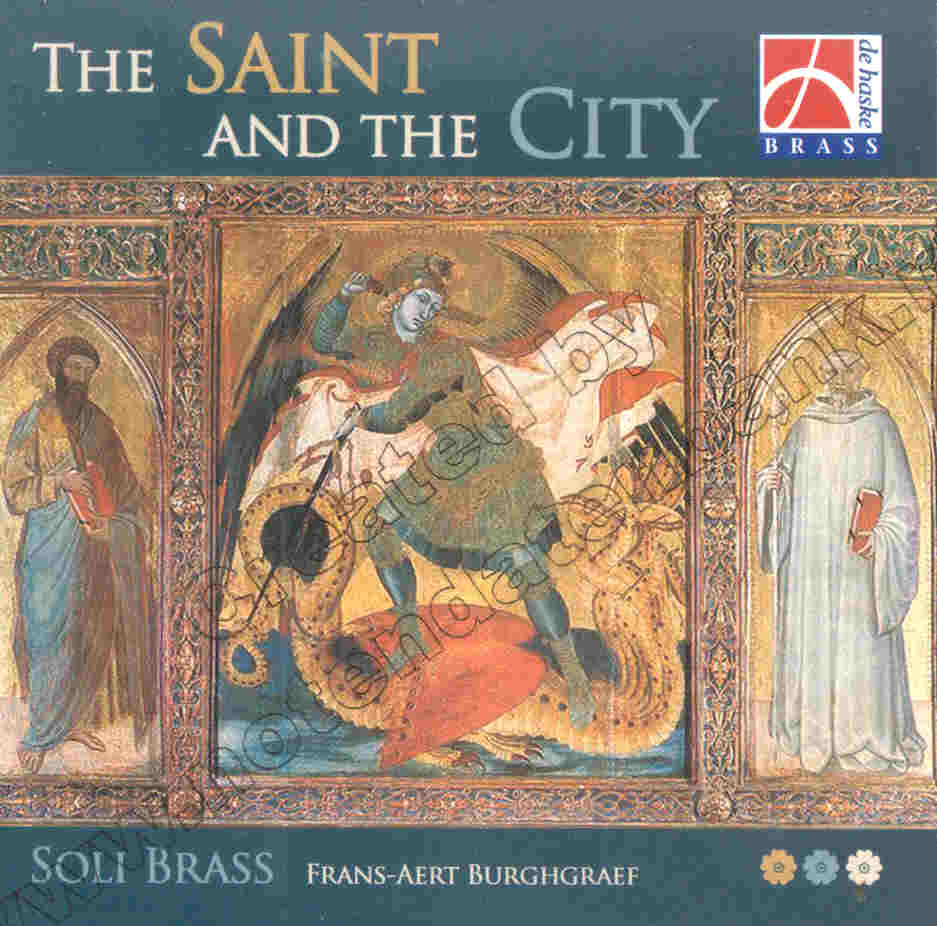 Saint and the City, The - hier klicken