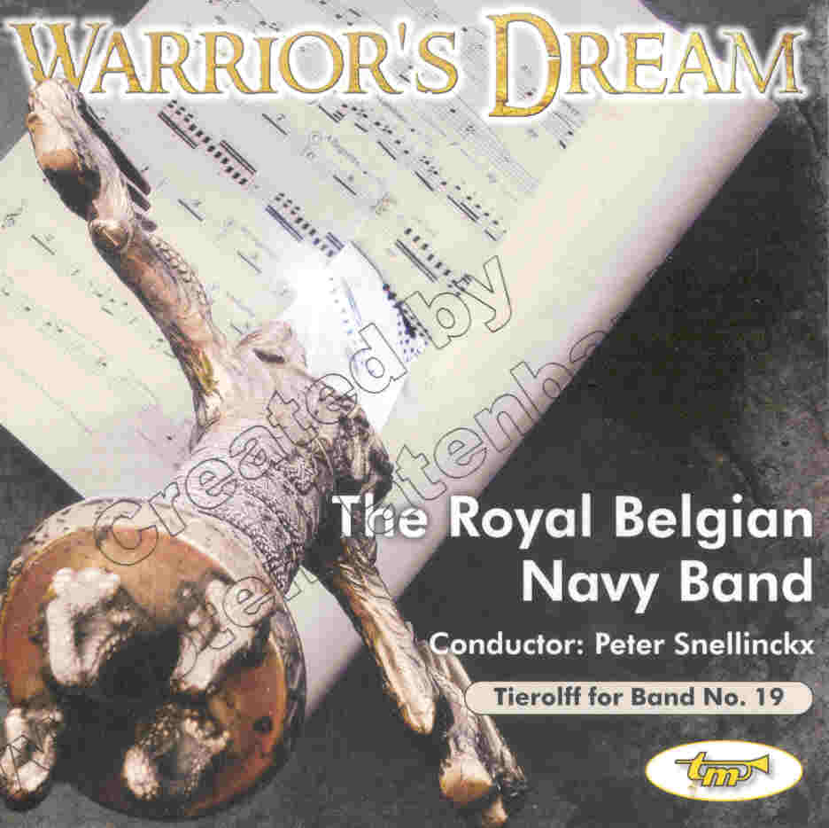 Tierolff for Band #19: Warrior's Dream - hier klicken