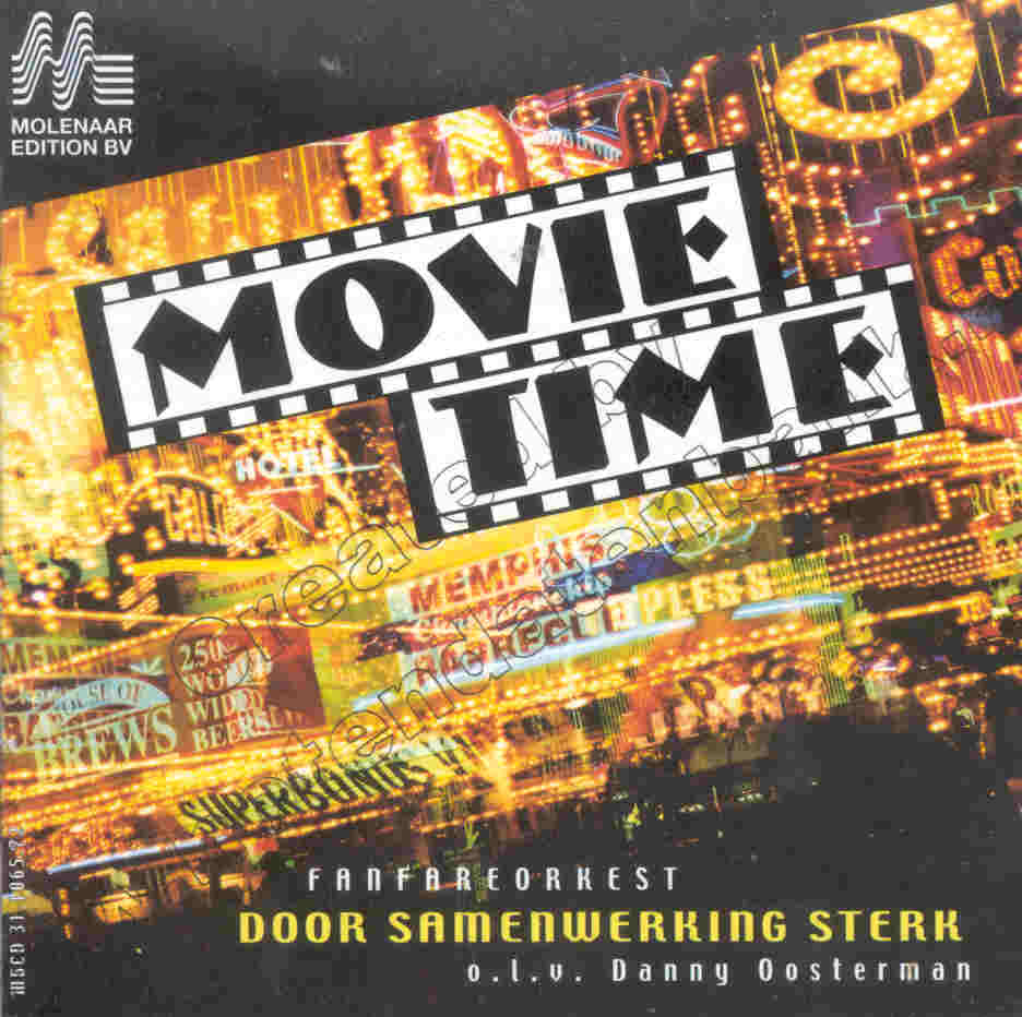 Concertserie #22: Movie Time - hier klicken
