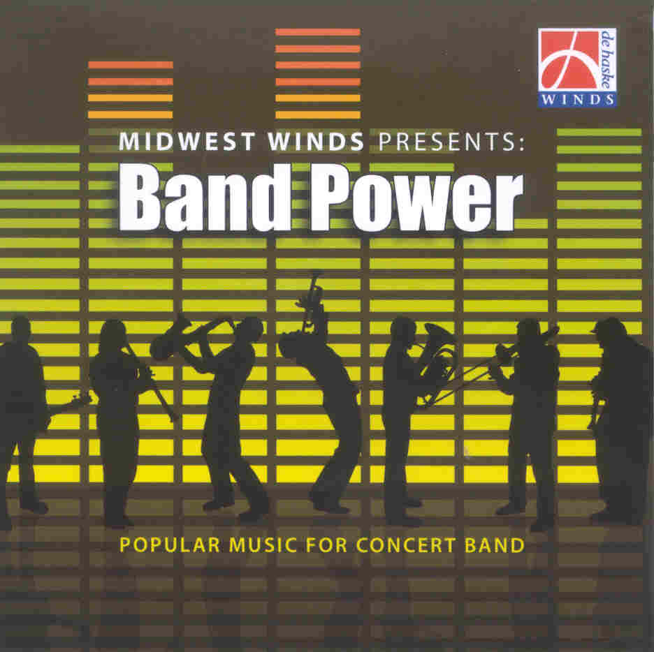 Band Power: Popular Music for Concert Band - hier klicken