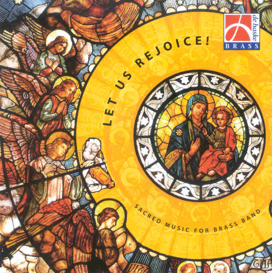 Let us Rejoice - Sacred Music for Brass Band - hier klicken