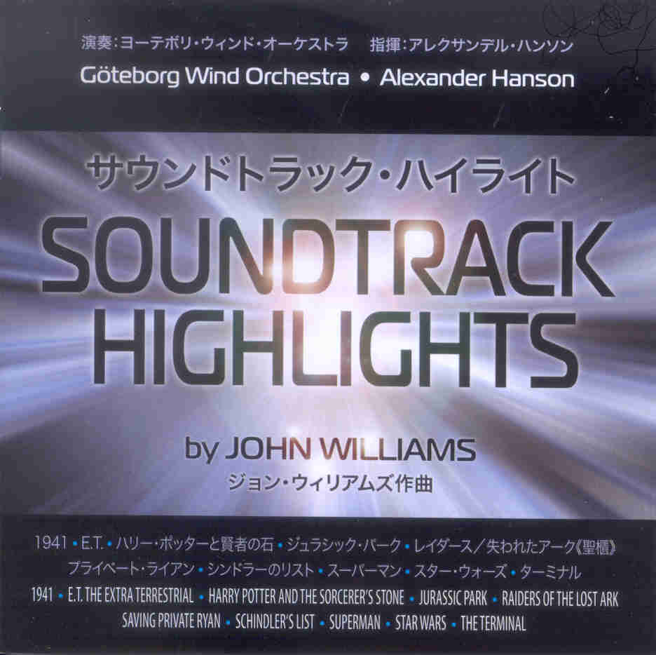 Soundtrack Highlights - hier klicken