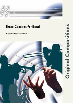 3 Caprices for Band - hier klicken