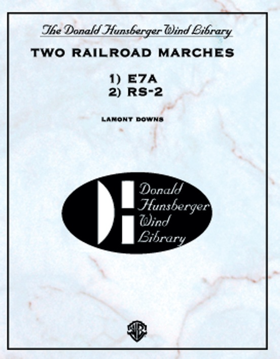 2 Railroad Marches (RS-2 and E7A) - hier klicken