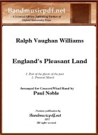 England's Pleasant Land, never before published work by Ralph Vaughan Williams - hier klicken