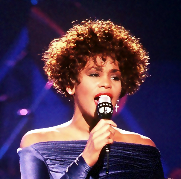 Houston, Whitney - hier klicken